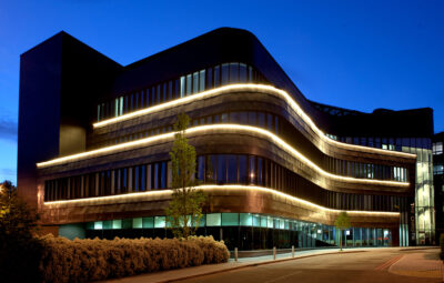 Manchester Cancer Research Centre - Radiotherapy