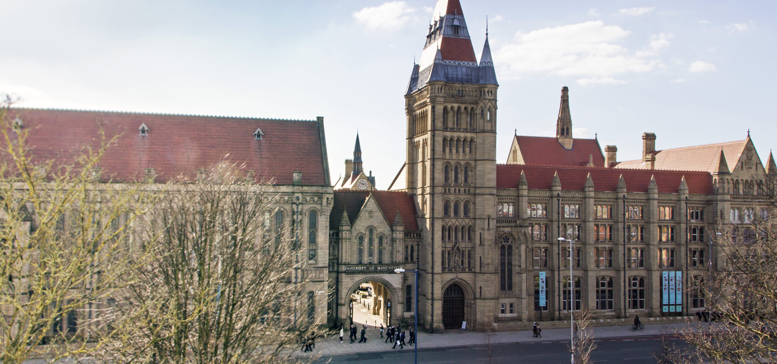 University of Manchester Campus