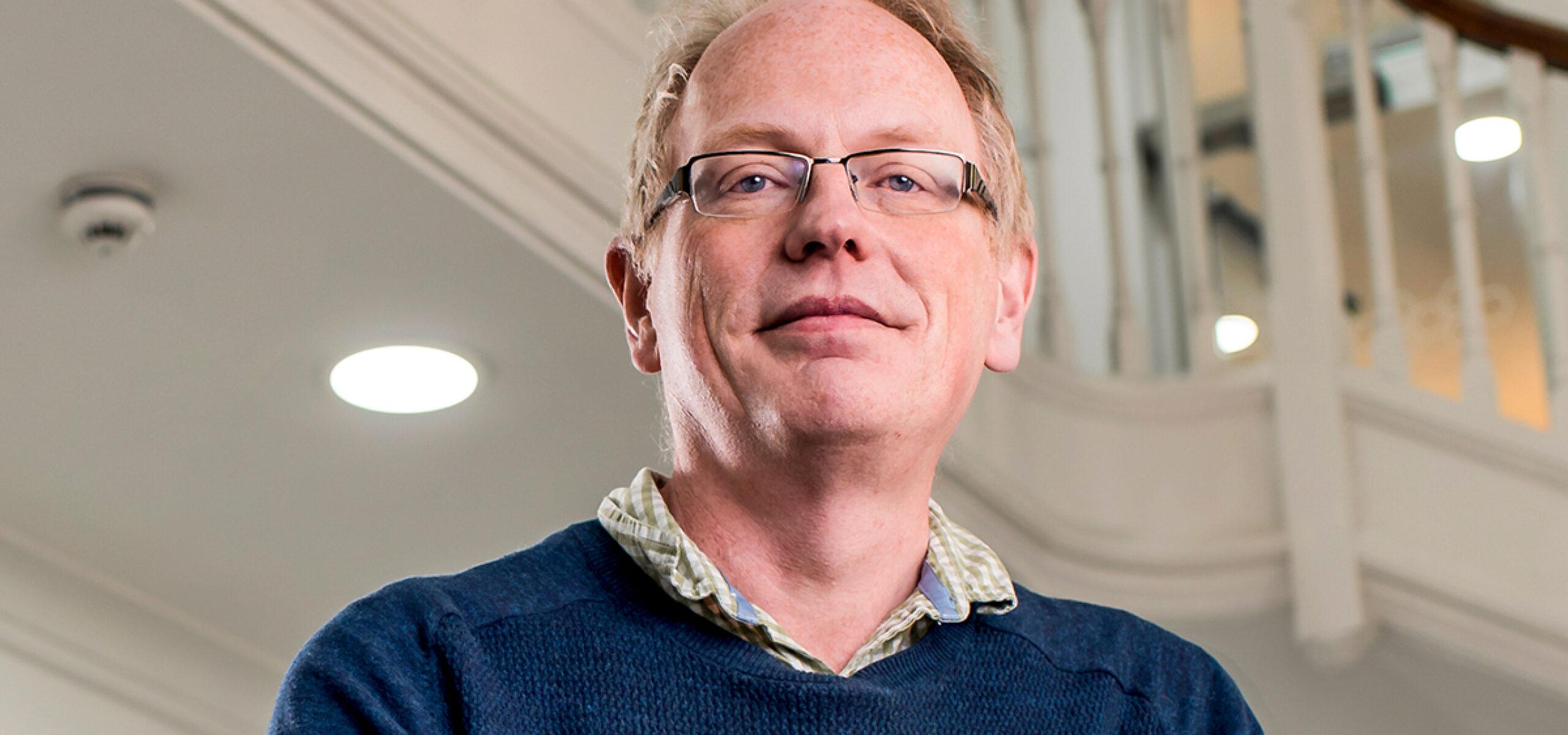 Professor Andy Brass, professor of bioinformatics at the University of Manchester