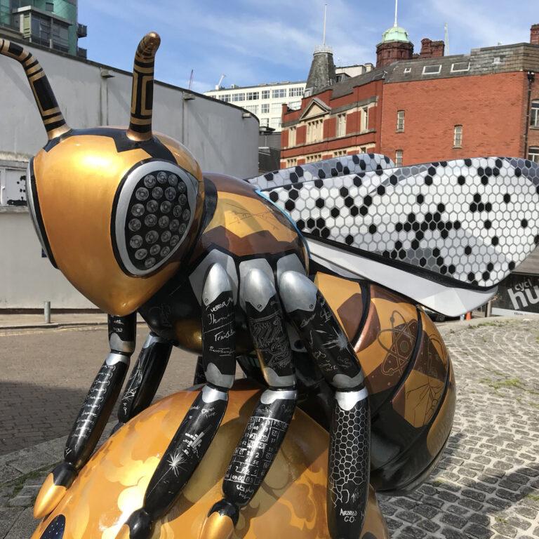 STEM Bee in the City 2018