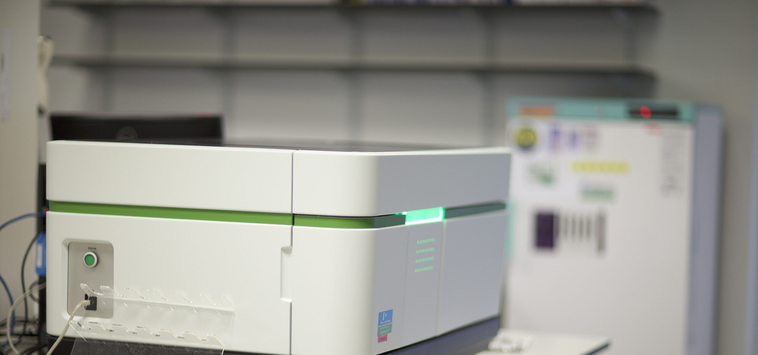 Laboratory equipment in the OCRB