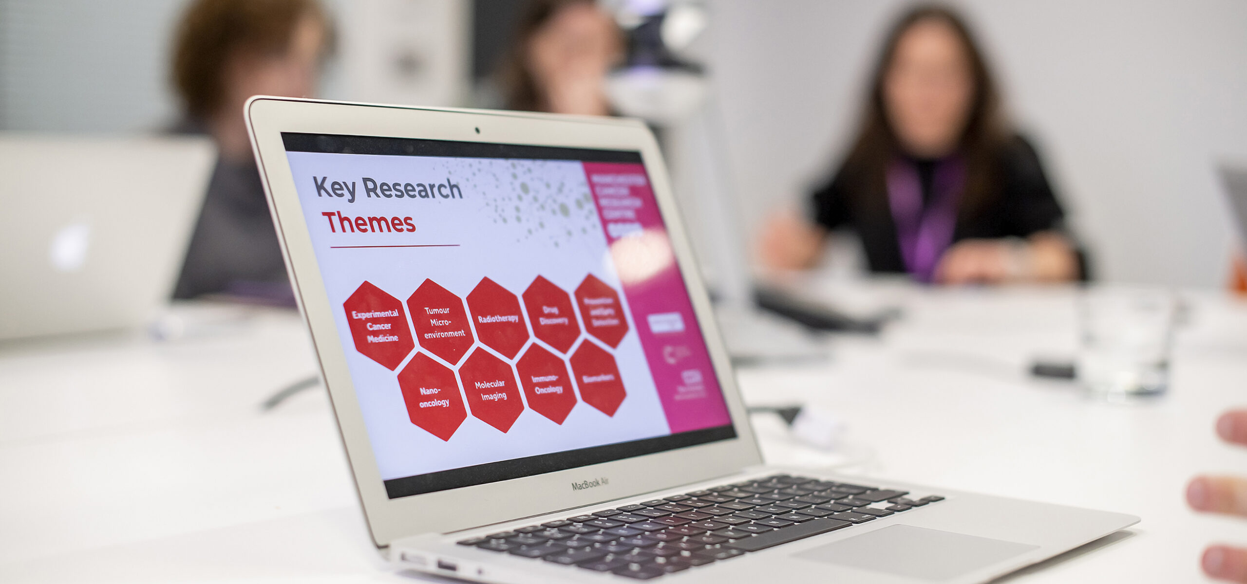 Research themes banner