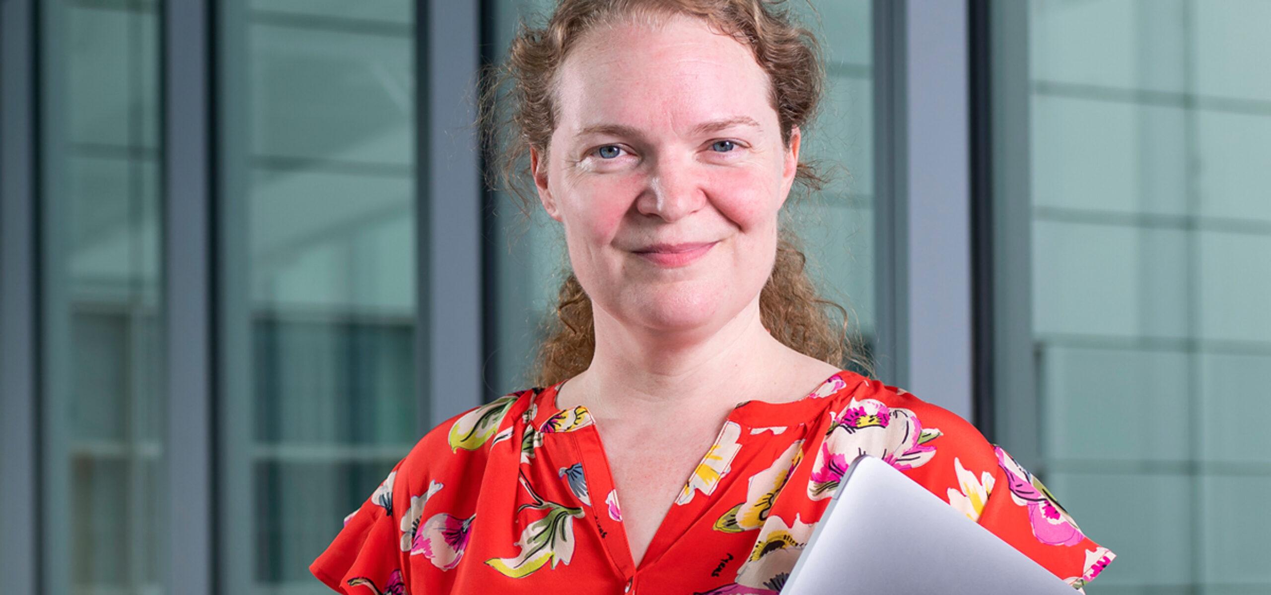 Professor Emma Crosbie headshot