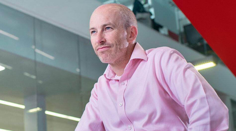 Professor Stephen Taylor headshot