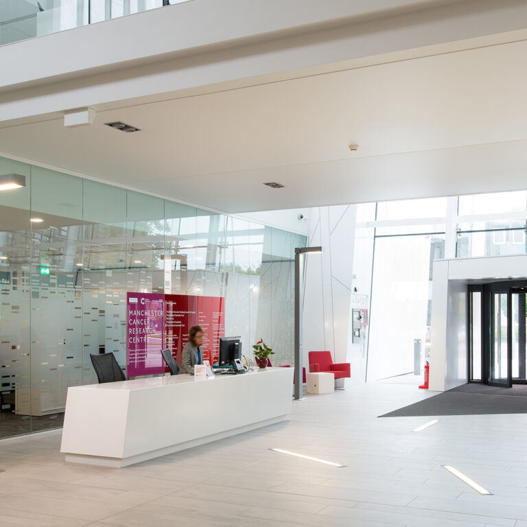 Manchester Cancer Research Centre - Our Vision