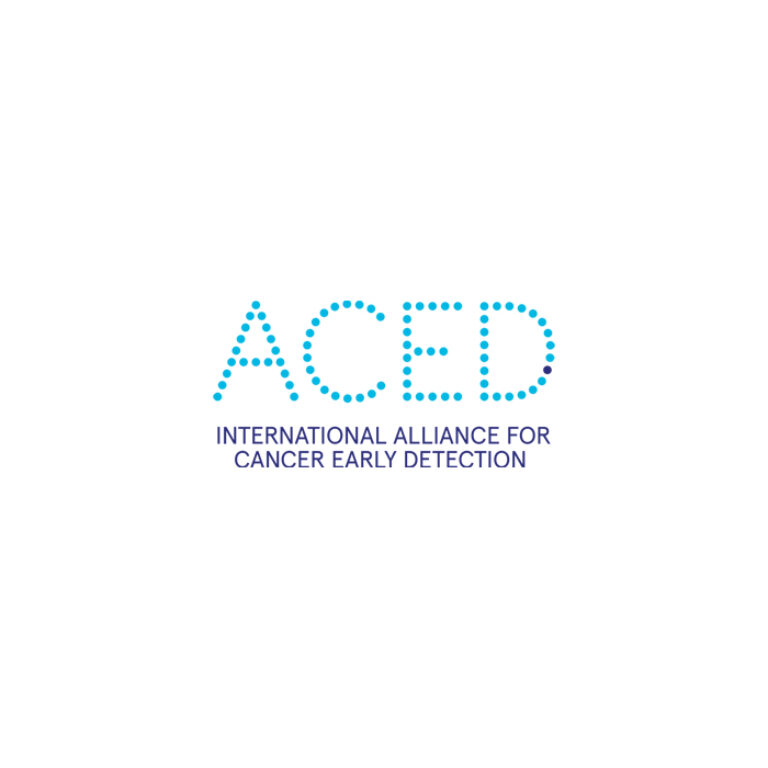 International Alliance for Cancer Early Detection (ACED) logo