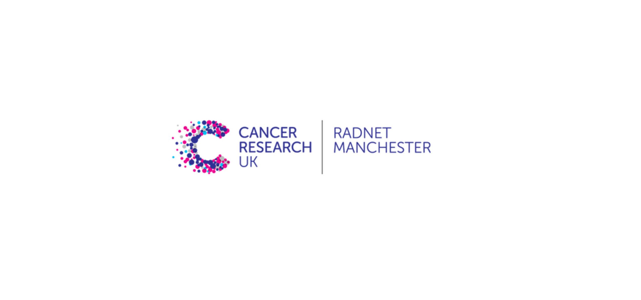 CRUK RadNet Manchester logo