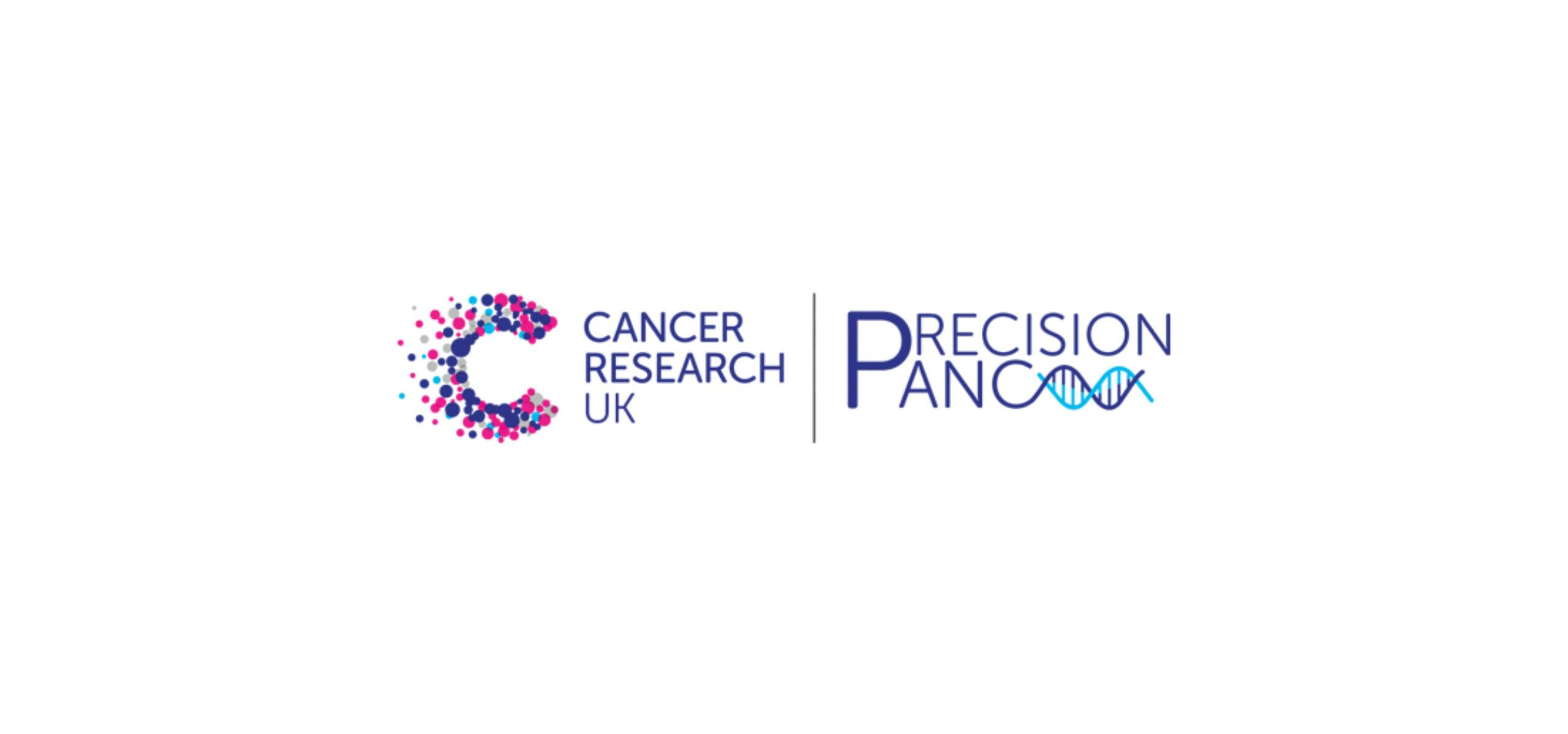 Cancer Research UK Precision Panc logo