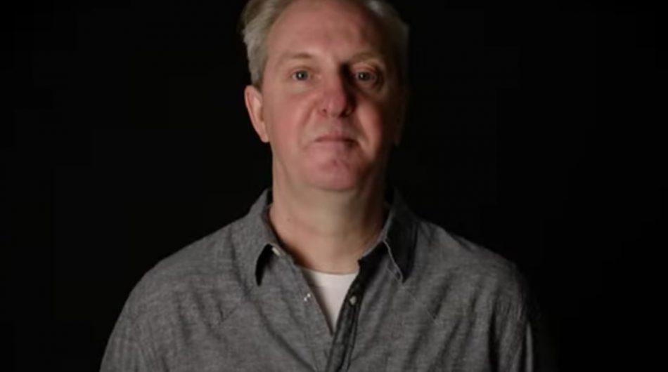 Tony Walsh headshot
