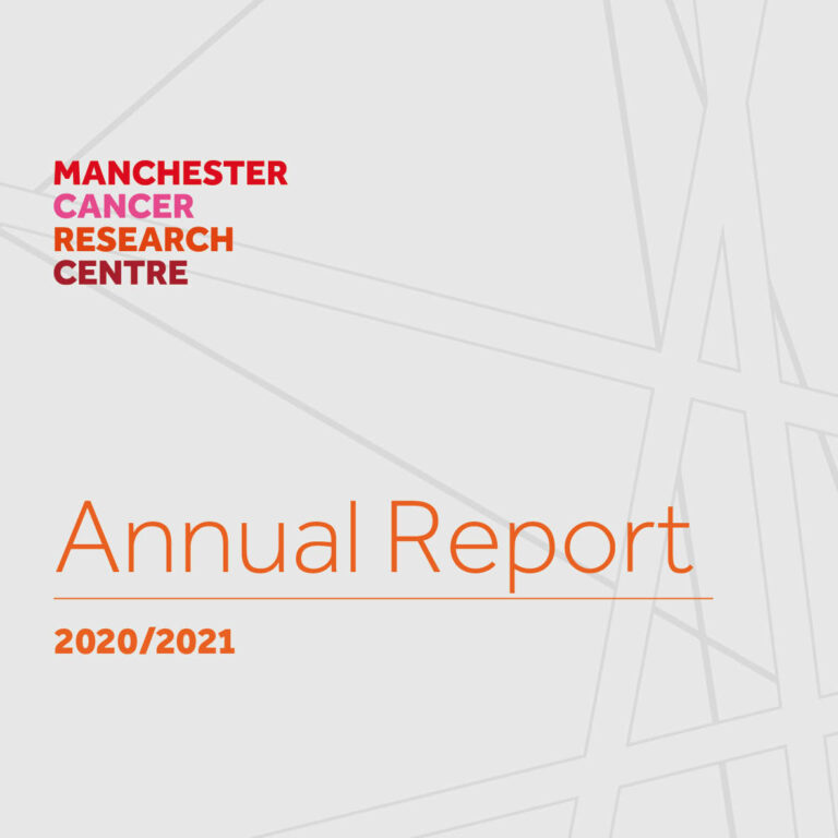 MCRC Annual Report 2020/2021 front cover
